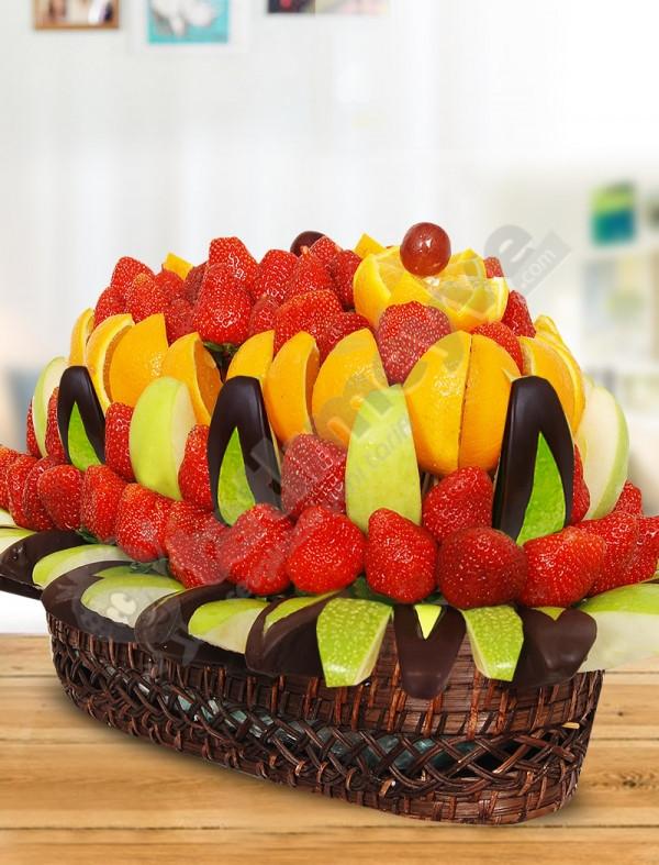 Aşk  Masalı Meyve Sepeti