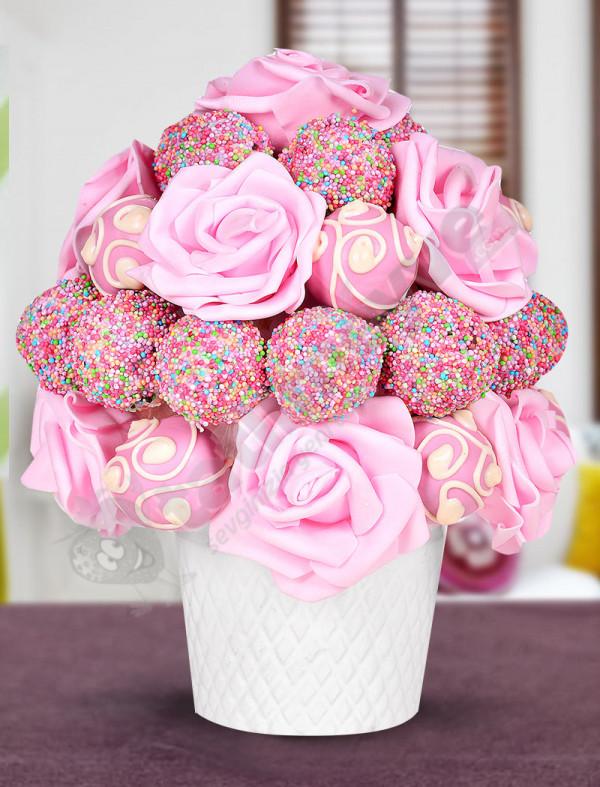 Aşk Kokulu Yenilebilir Çiçekler