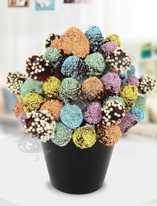 Beano Çikolatalı Meyve Çiçekleri
