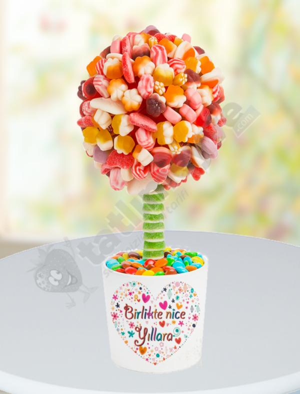 Birlikte Nice Yıllara Jelly Ağacı
