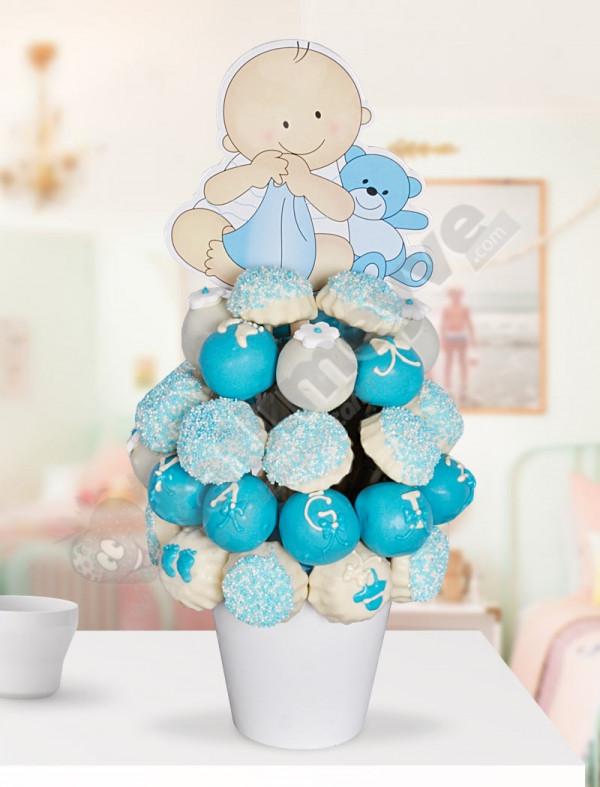 Blue Bead Hoş Geldin Bebek