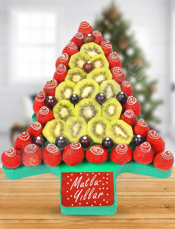 Christmas Meyve Sepeti