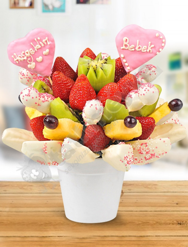 Colorful Baby Gift - Bebek Hediyesi