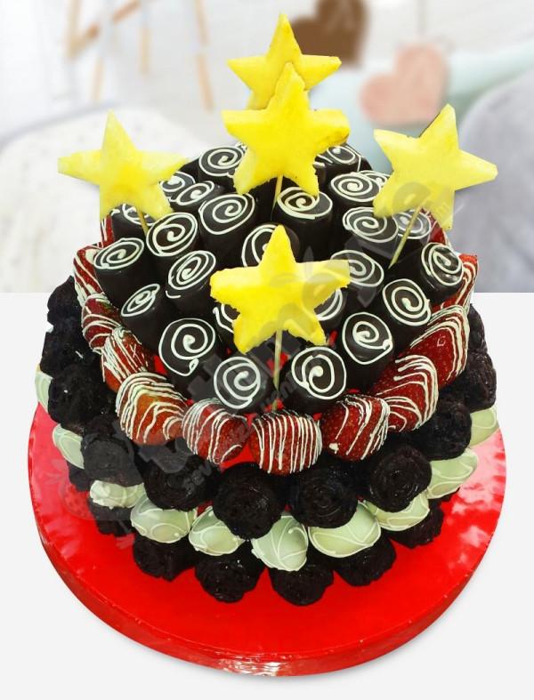 Happy Birthday Doğum Günü Pastası