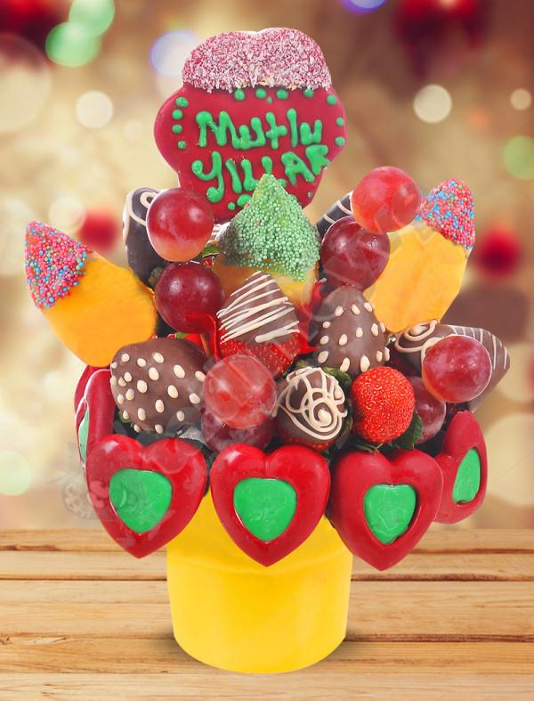 Heart Fruit Meyve Sepeti