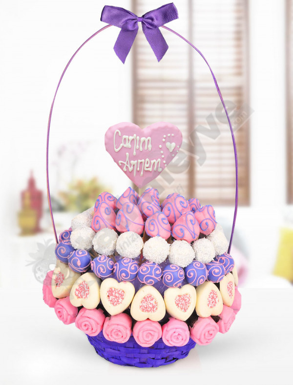 Pink Sweet Kek Sepeti