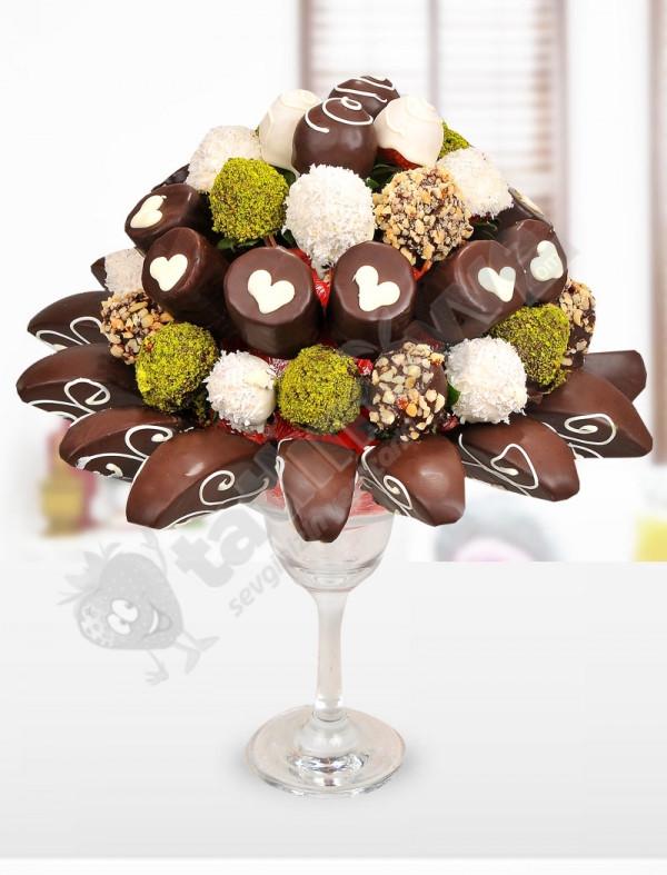Special Chocolates Şeker Bayram Sepeti