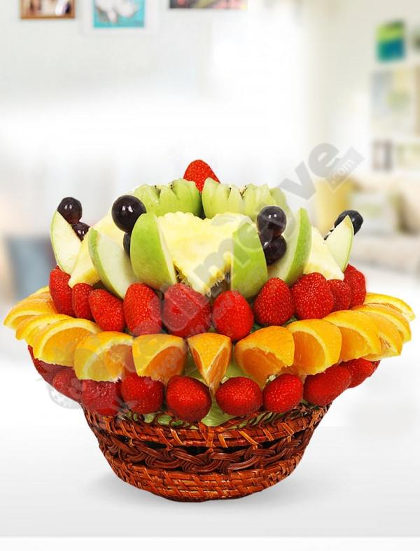 Sweet Surprises Meyve Sepeti