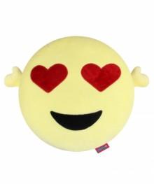 Aşık Peluş Smiley Yastık
