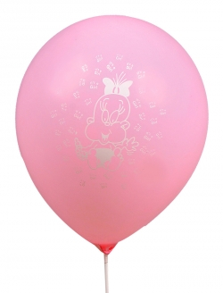 Balon Girl Pembe