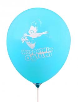 Balon Hoşgeldin Oğlum