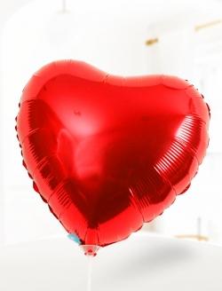 Balon Kalp Kırmızı