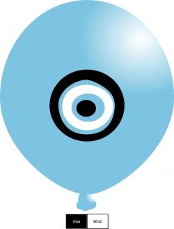 Balon Nazarlık 3