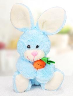 Peluş Havuçlu Tavşan