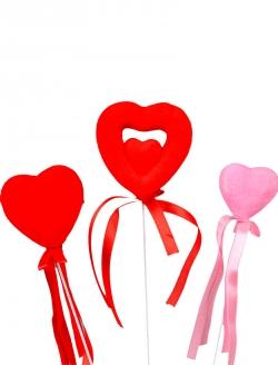 Kalp Üçlü Set
