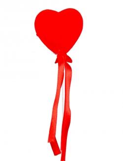 Kırmızı Kalp Çubuk