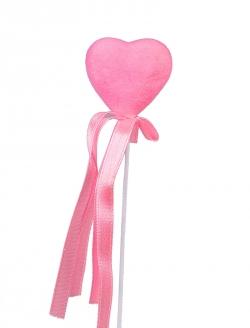 Pembe Kalp Çubuk