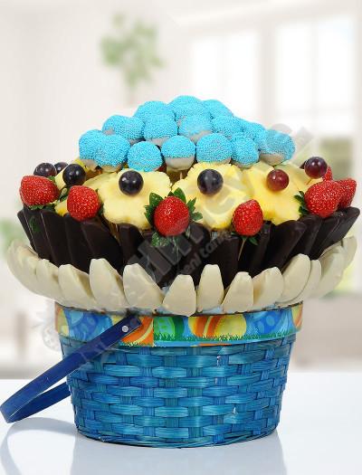 A Fruit Basket Meyve Sepeti