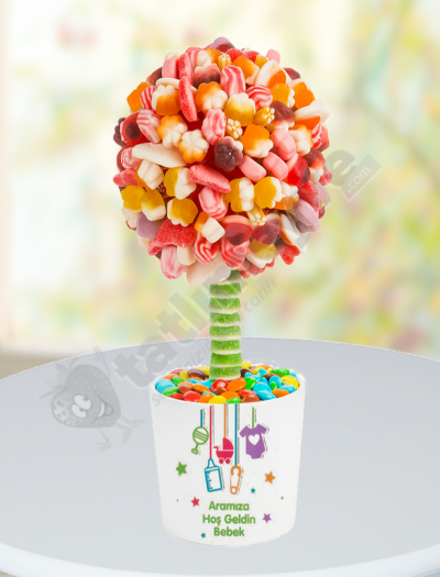 Aramıza Hoşgeldin Bebek Jelly Ağacı