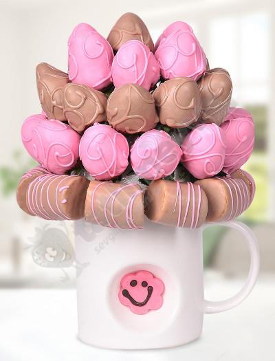 Happy Smile Cup Meyve Sepeti