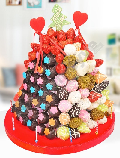 Birthday Tower Kek Sepeti
