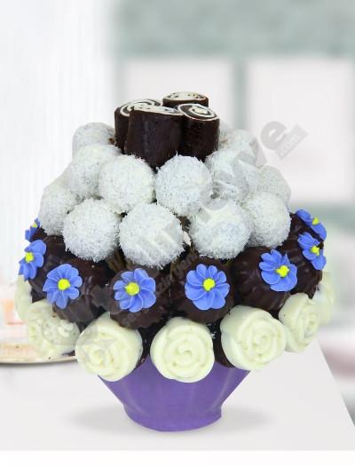 Blueflowers  Karışık Lezzet Çiçekleri