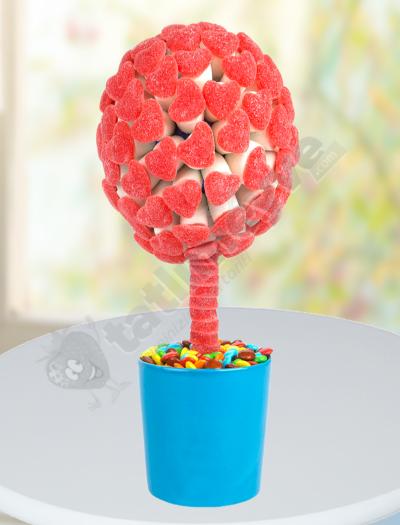 Bonibonlu Marşmelov Ağacı