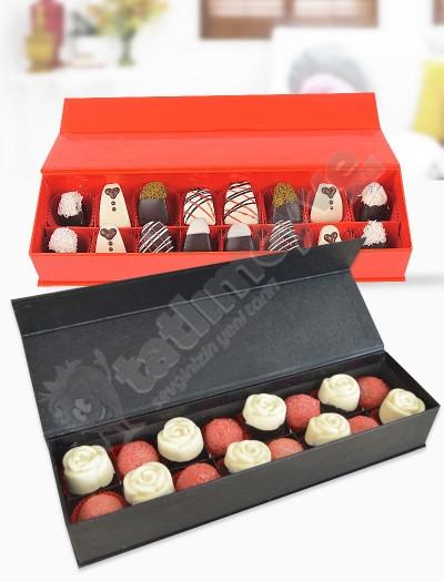 Cake Fruit Box