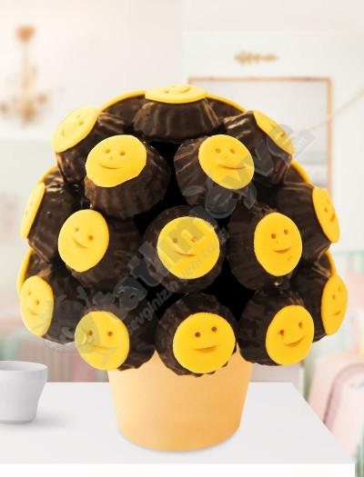 Smiling Faces Kek Sepeti