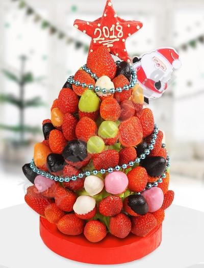 Christmas Fruit Meyve Sepeti