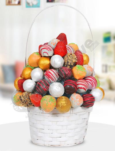 Colorful Sweet Lezzetli Hediye