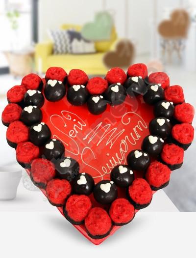 Cookie Love  Kek Sepeti