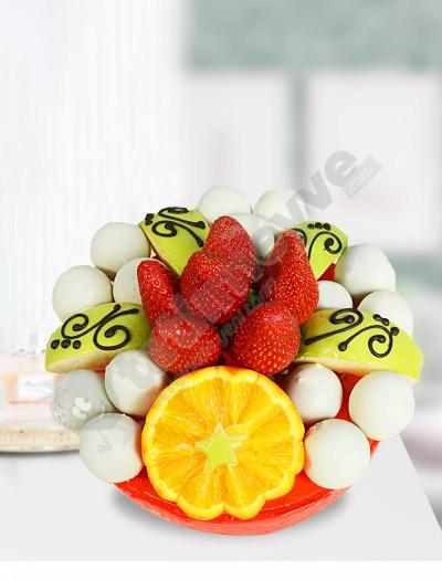 Cute Surprise Meyve Sepeti