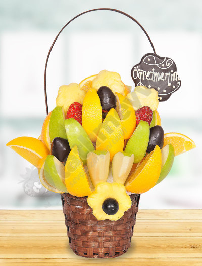 Delicious Fruit Meyve Sepeti