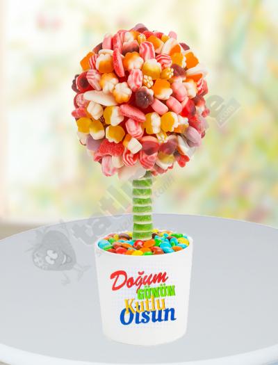Doğum Günün Kutlu Olsun Jelly Ağacı