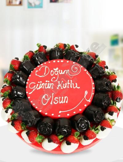 Fine Year- Doğum Günü Pastası