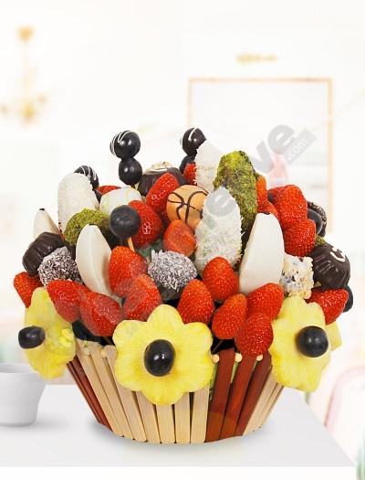 Fruity Bouquet Meyveli Hediye