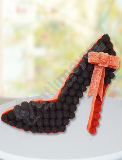Kadınlara Özel Jelly Topuklu Ayakkabı