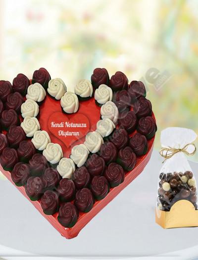 Kişiye Özel Jelibon Ve Çikolata Paketi