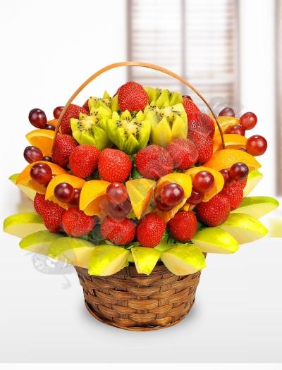 Kısmetse Olur Meyve Sepeti