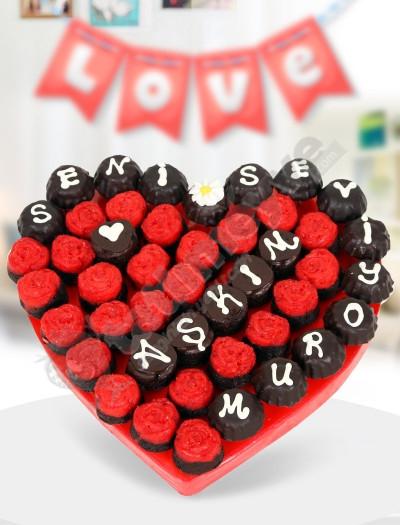 Love Heart- Sevgiliye Hediye