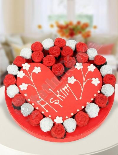 Lovestory Kek Çiçekleri