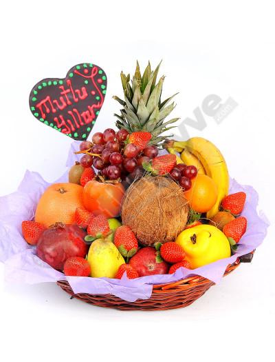 Meyve Şöleni