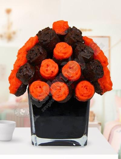 MixCake  Kek Çiçekleri