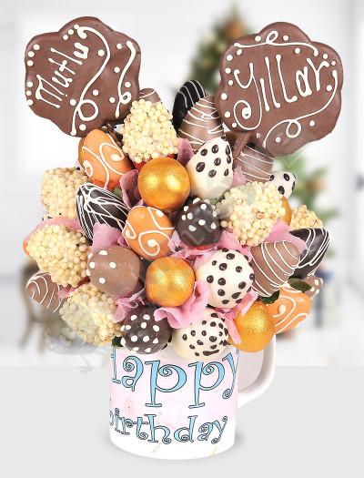 Mutlu Yıllar Meyve Sepeti