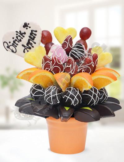 Orange Fruit Meyve Sepeti