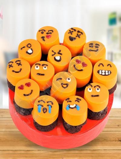 Portakallı Kek Sepeti