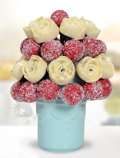 Pure Love  Kek Çiçekleri