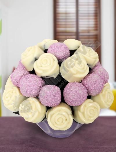Purplelight-Kek Çiçekleri