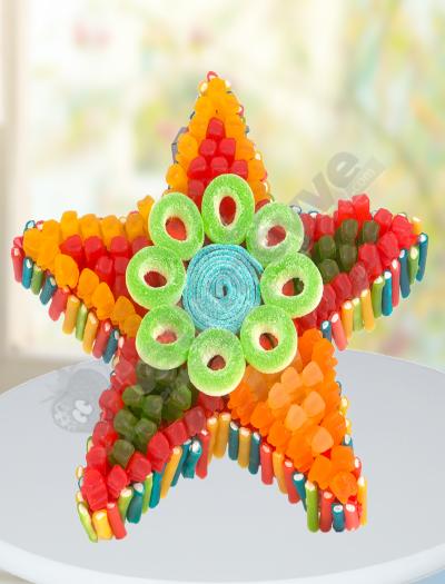 Rengarenk Sarmal Yıldız